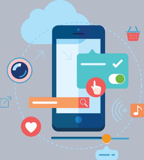 Services mobile app development