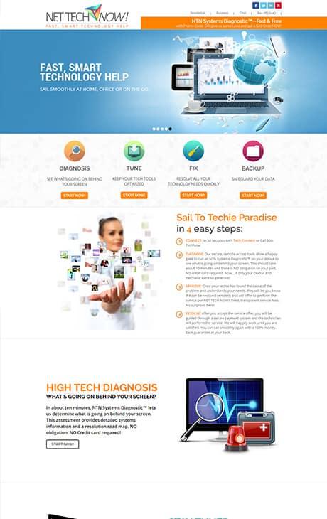 Portfolio analog co affortable website comapny 10