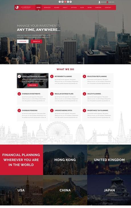 Portfolio analog co affortable website comapny 16