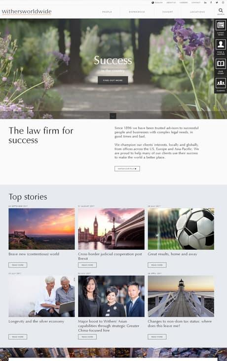 Portfolio analog co affortable website comapny 7